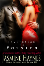 Invitation to Passion -- Jasmine Haynes
