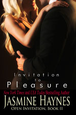 Invitation to Pleasure -- Jasmine Haynes
