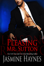 Pleasing Mr. Sutton -- Jasmine Haynes